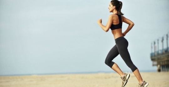 Deberías salir a trotar ligero en vez de correr fuerte